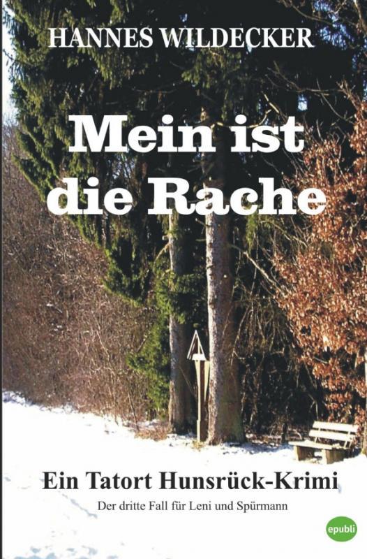 Cover-Bild Tatort Hunsrück / Mein ist die Rache
