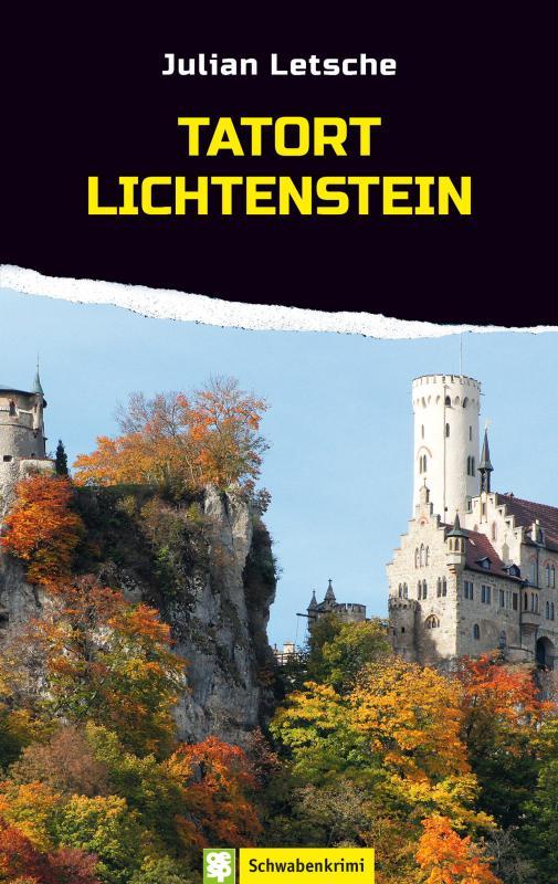 Cover-Bild Tatort Lichtenstein