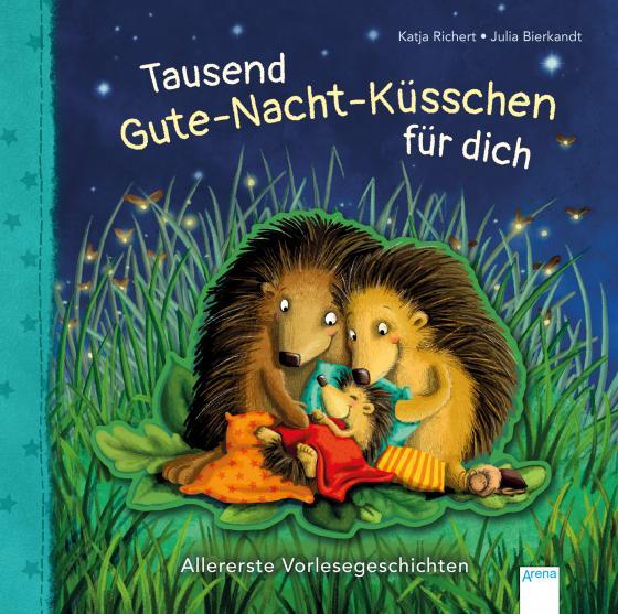 Cover-Bild Tausend Gute-Nacht-Küsschen für dich