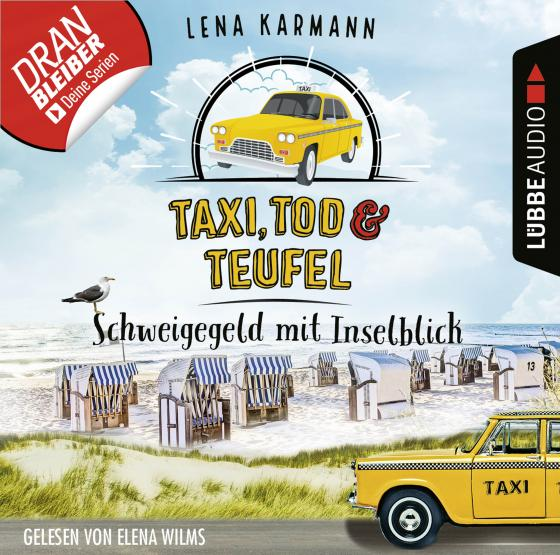 Cover-Bild Taxi, Tod und Teufel - Folge 02
