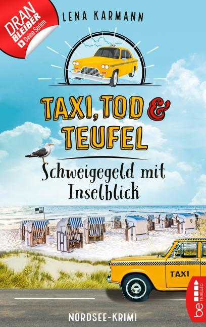 Cover-Bild Taxi, Tod und Teufel -Schweigegeld mit Inselblick