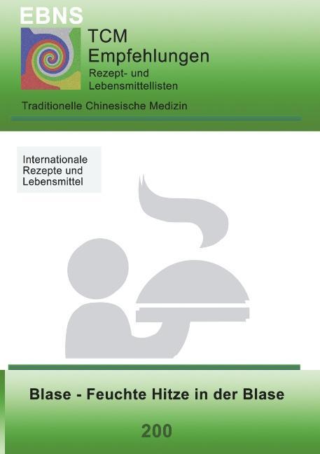 Cover-Bild TCM - Blase - Feuchte Hitze in der Blase