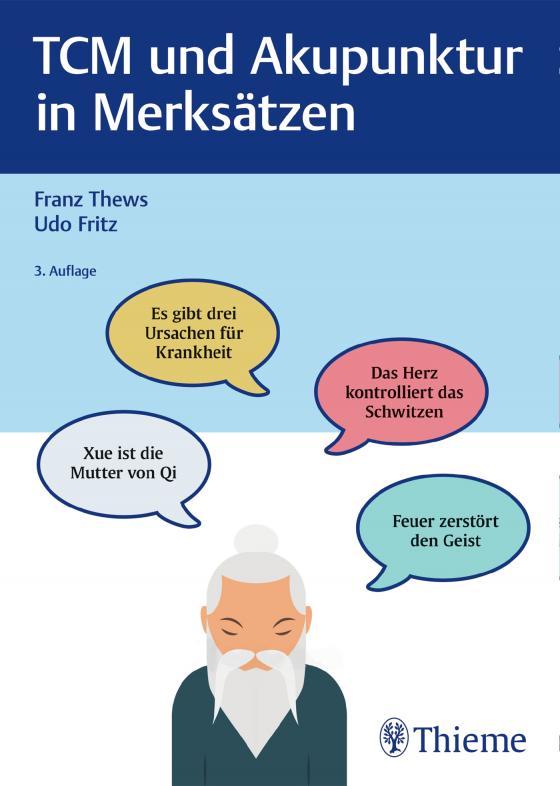 Cover-Bild TCM und Akupunktur in Merksätzen