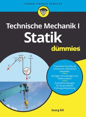 Cover-Bild Technische Mechanik I Statik für Dummies