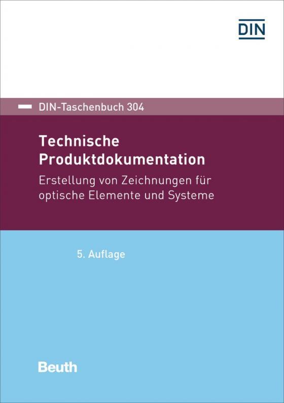 Cover-Bild Technische Produktdokumentation