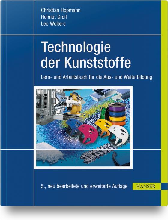 Cover-Bild Technologie der Kunststoffe