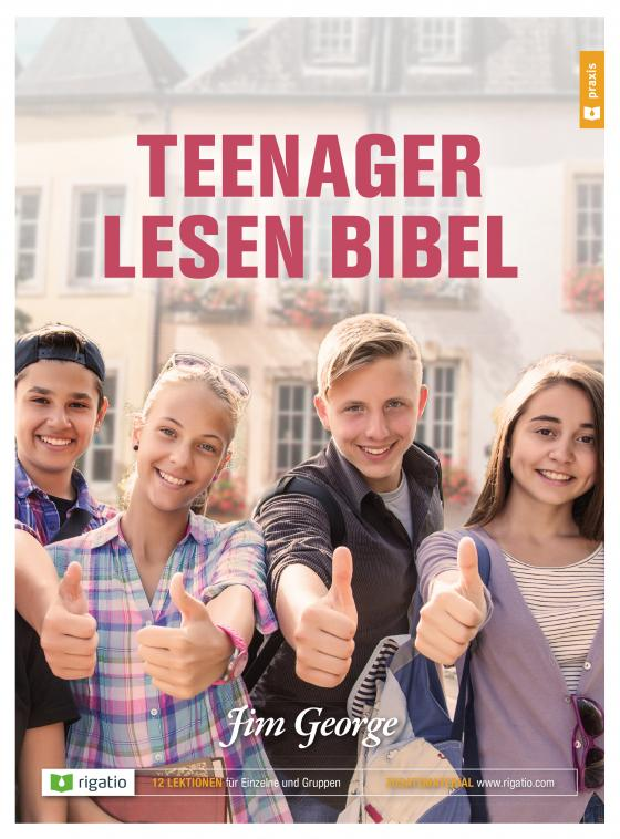 Cover-Bild Teenager lesen Bibel