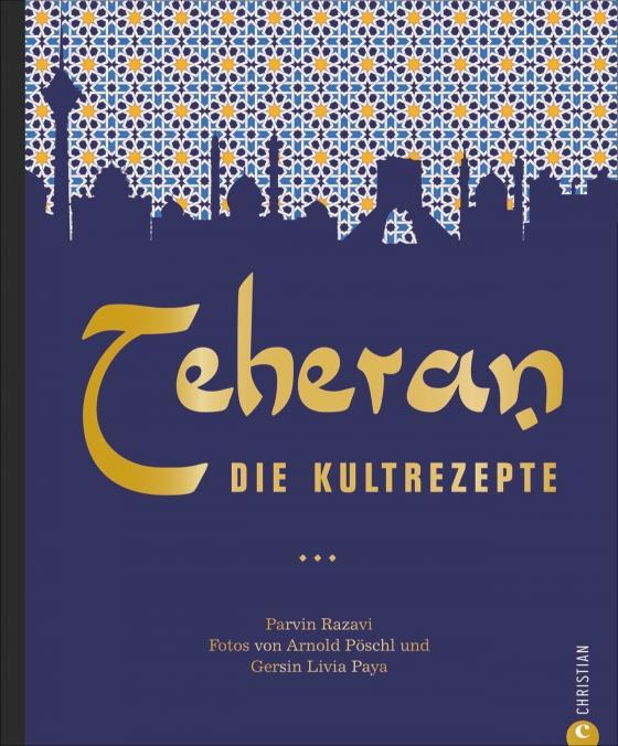 Cover-Bild Teheran