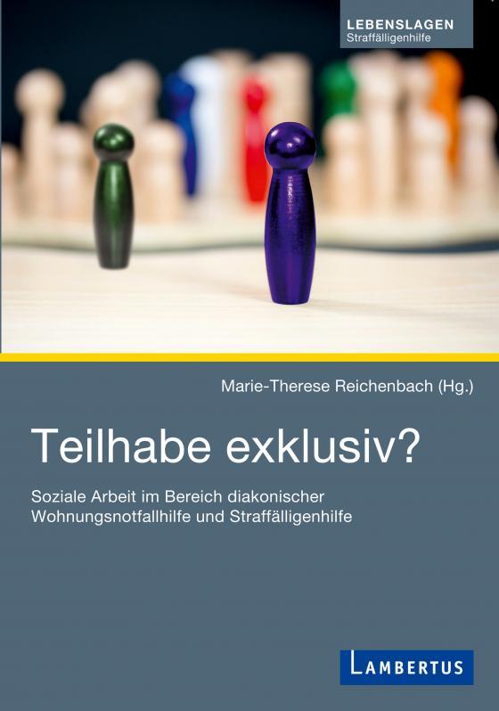 Cover-Bild Teilhabe exklusiv