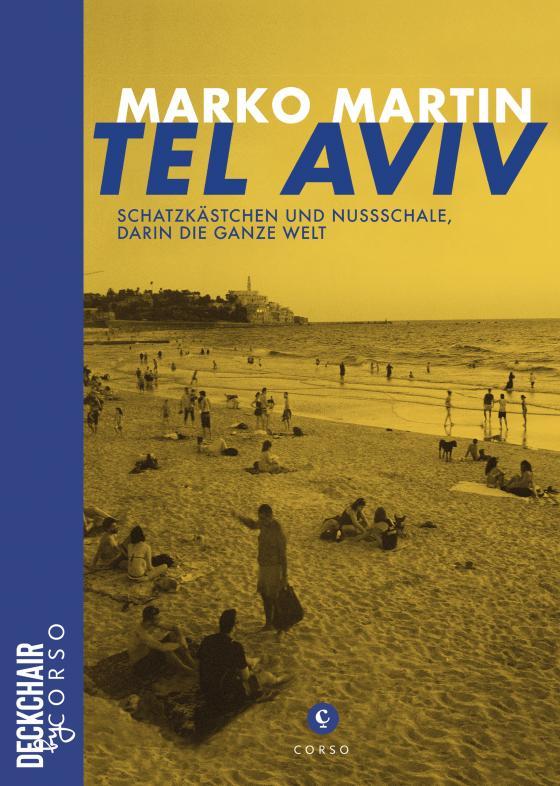 Cover-Bild Tel Aviv: Schatzkästchen und Nussschale, darin die ganze Welt