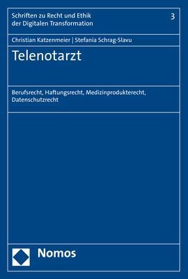 Cover-Bild Telenotarzt