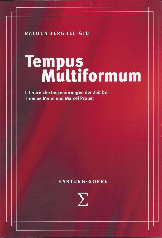 Cover-Bild Tempus Multiformum