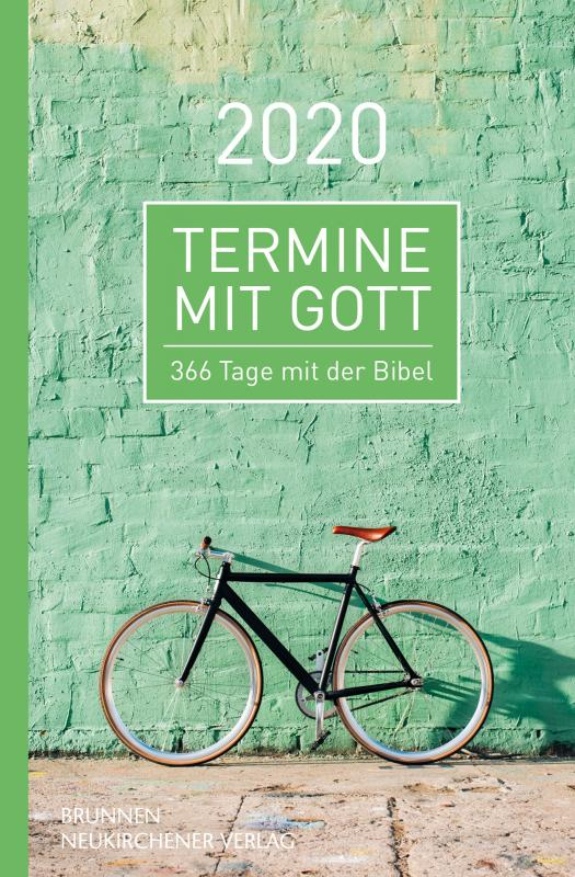 Cover-Bild Termine mit Gott 2020