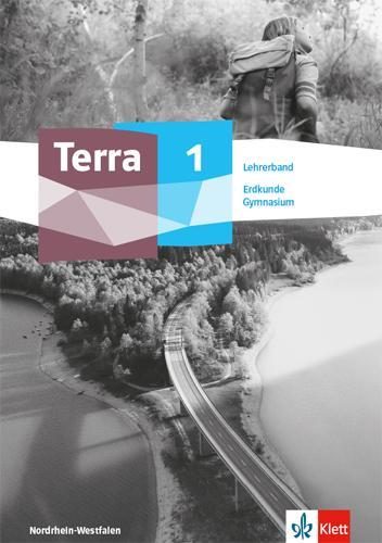 Cover-Bild Terra Erdkunde 1. Ausgabe Nordrhein-Westfalen Gymnasium
