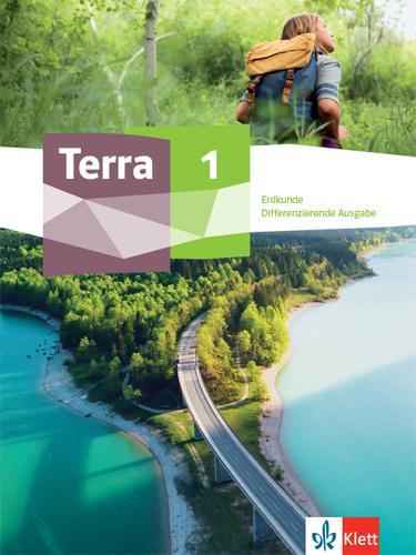 Cover-Bild Terra Erdkunde 1. Differenzierende Ausgabe Nordrhein-Westfalen