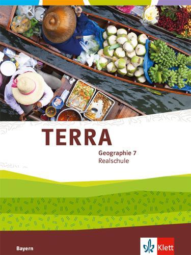 Cover-Bild TERRA Geographie 7. Ausgabe Bayern Realschule