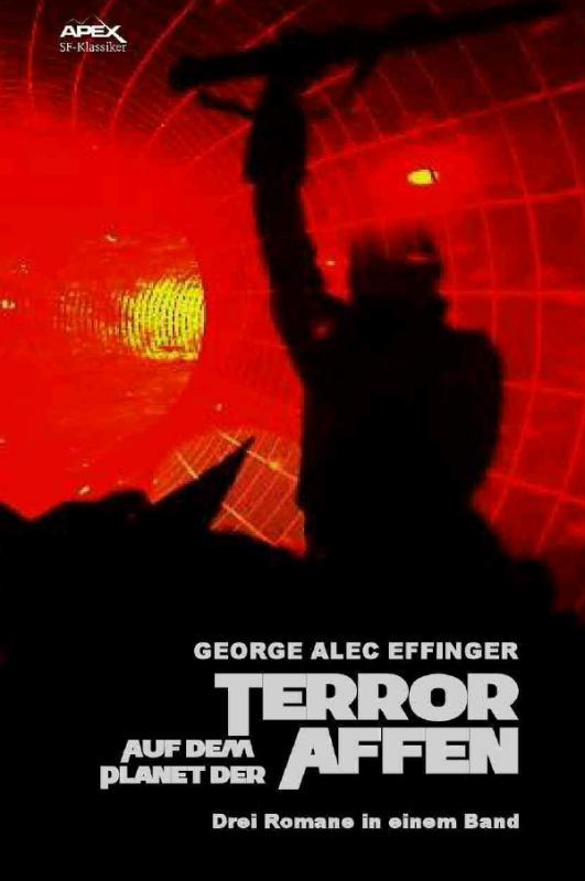 Cover-Bild TERROR AUF DEM PLANET DER AFFEN
