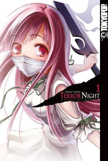 Cover-Bild Terror Night 01