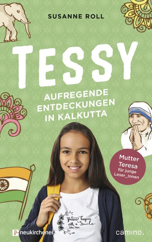 Cover-Bild Tessy - Aufregende Entdeckungen in Kalkutta