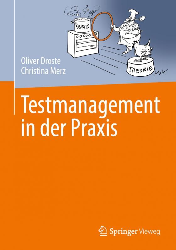 Cover-Bild Testmanagement in der Praxis