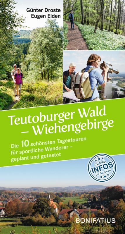 Cover-Bild Teutoburger Wald – Wiehengebirge