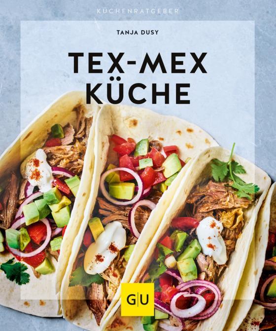 Cover-Bild Tex-Mex Küche