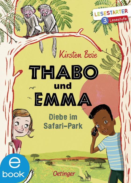 Cover-Bild Thabo und Emma 1
