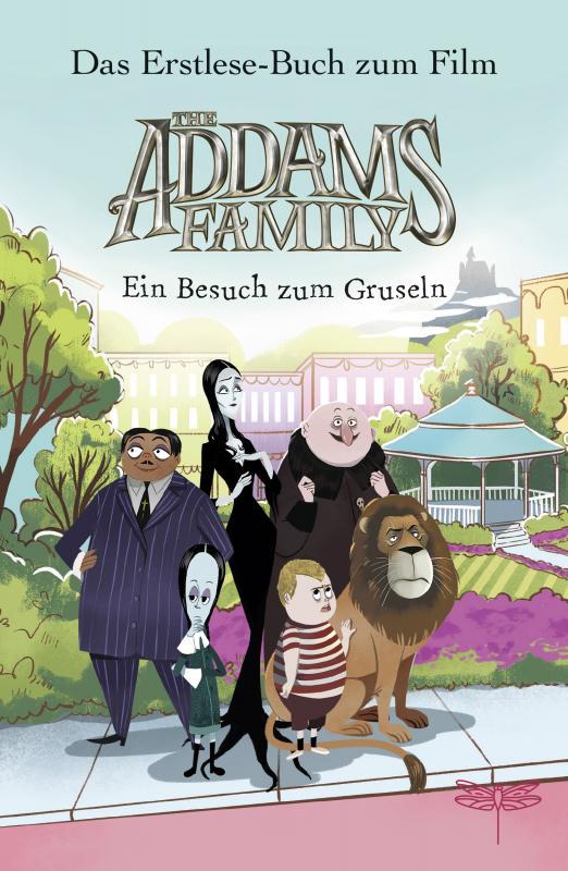 Cover-Bild The Addams Family - Ein Besuch zum Gruseln. Das Erstlese-Buch zum Film