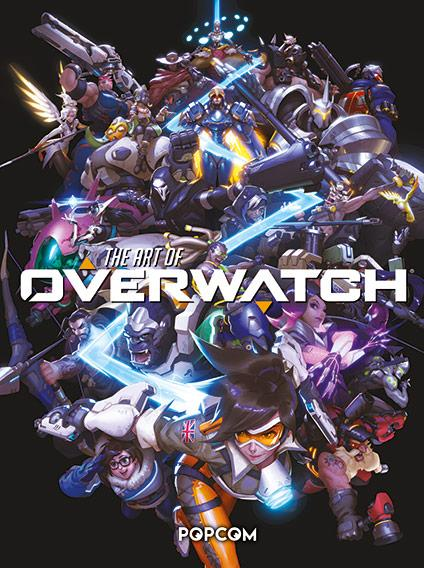 Cover-Bild The Art of Overwatch