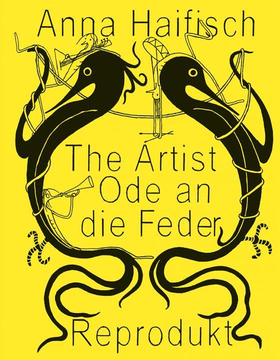 Cover-Bild The Artist: Ode an die Feder