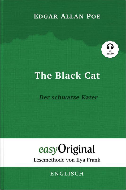 Cover-Bild The Black Cat / Der schwarze Kater (mit Audio)