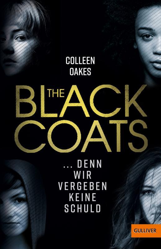 Cover-Bild The Black Coats - ... denn wir vergeben keine Schuld