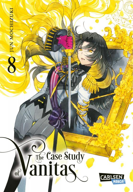 Cover-Bild The Case Study Of Vanitas 8