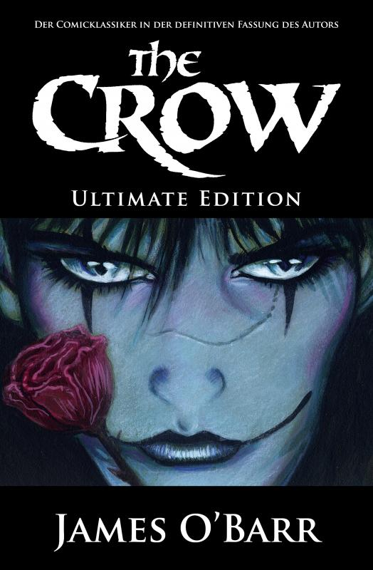 Cover-Bild The Crow: Ultimate Edition