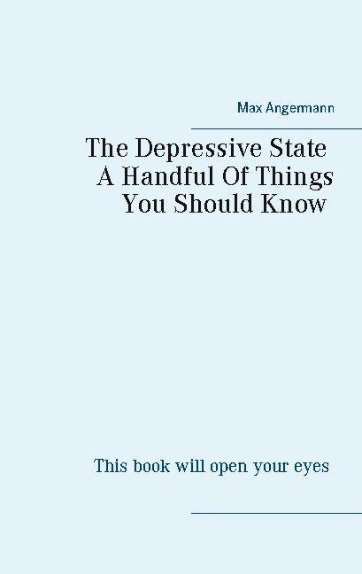 Cover-Bild The Depressive State