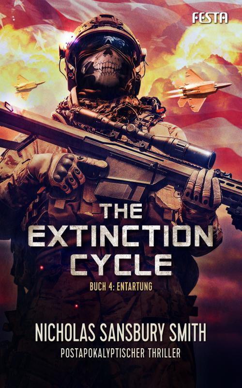 Cover-Bild The Extinction Cycle - Buch 4: Entartung