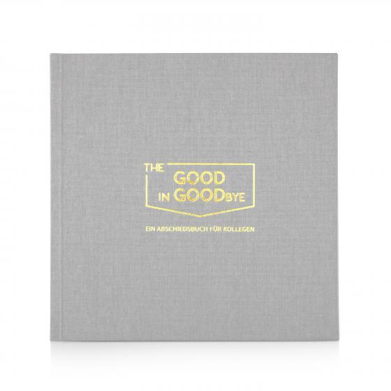 Cover-Bild The GOOD in GOODbye