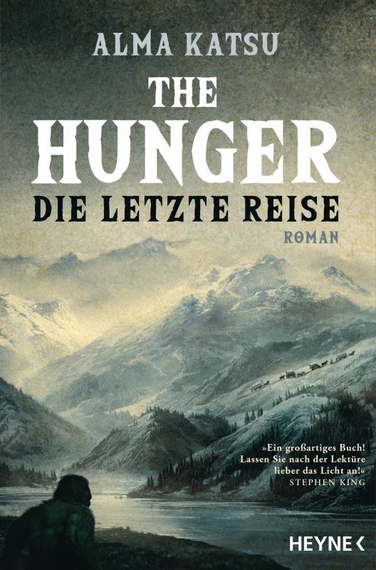 Cover-Bild The Hunger - Die letzte Reise