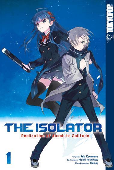 Cover-Bild The Isolator - Realization of Absolute Solitude 01