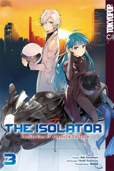 Cover-Bild The Isolator - Realization of Absolute Solitude 03