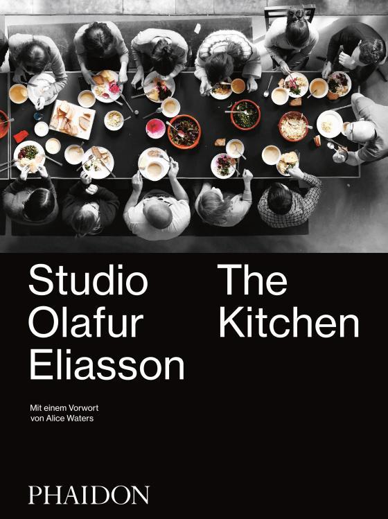 Cover-Bild The Kitchen - Deutsche Ausgabe