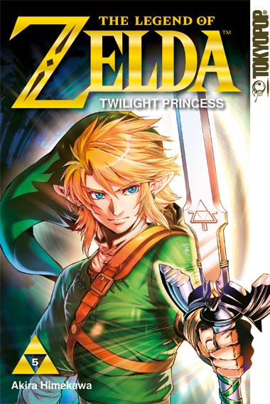 Cover-Bild The Legend of Zelda 15
