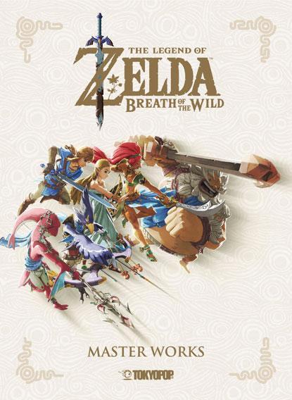 Cover-Bild The Legend of Zelda – Breath of the Wild