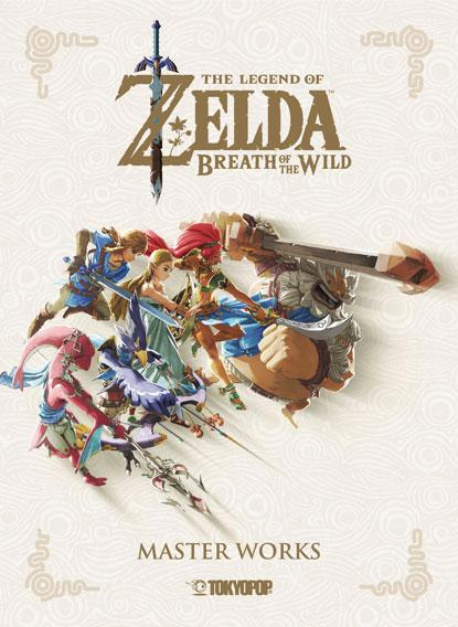 Cover-Bild The Legend of Zelda – Breath of the Wild