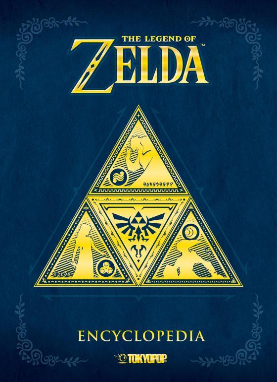 Cover-Bild The Legend of Zelda - Encyclopedia