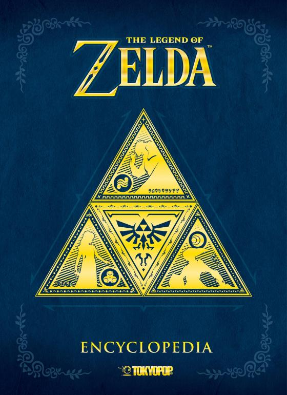 Cover-Bild The Legend of Zelda - Encyclopedia