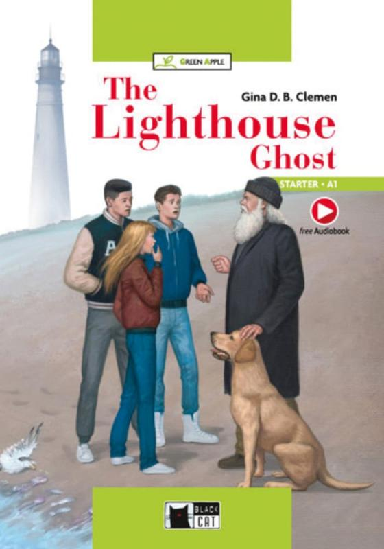 Cover-Bild The Lighthouse Ghost
