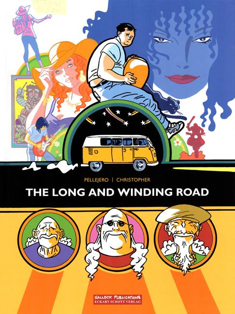 Cover-Bild The long and winding road