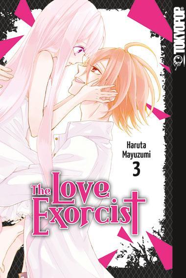 Cover-Bild The Love Exorcist 03