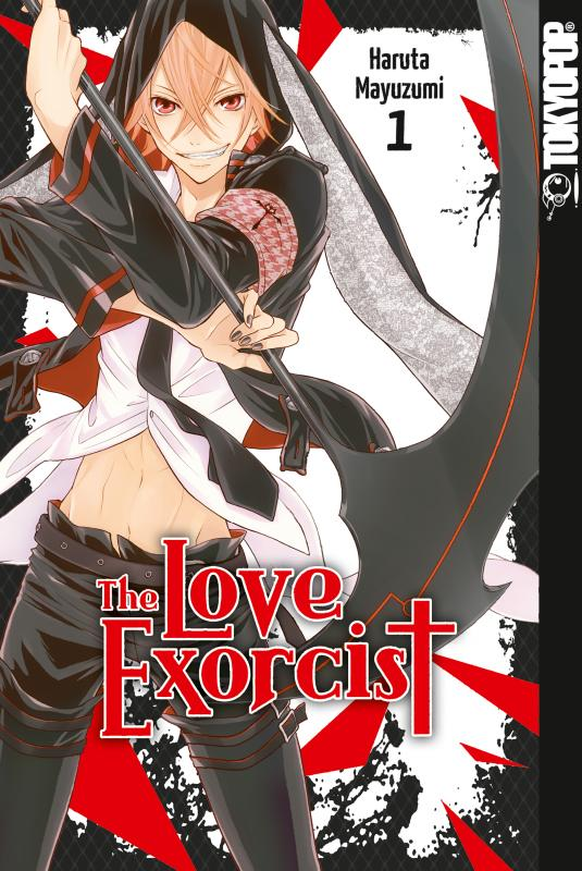 Cover-Bild The Love Exorcist - Band 1